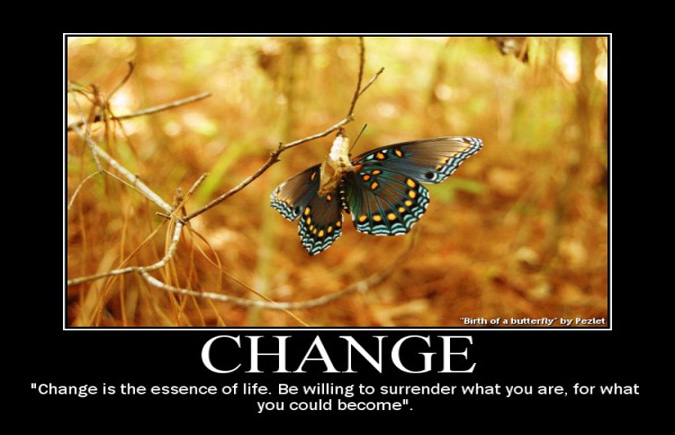 Information & Change
