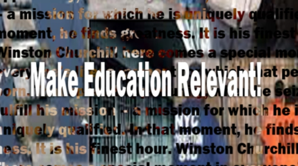 What is role of Education