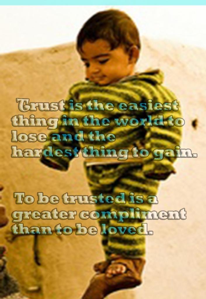 Innocence breeds trust. Betrayal breeds revenge.