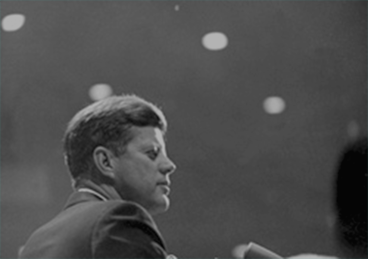 failures connected with jfk