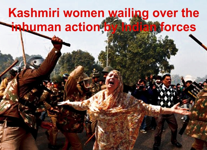 India, a dangerous place for women....