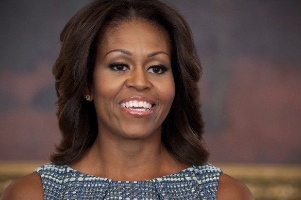 Michelle Obama (Credit: AP/Evan Vucci)