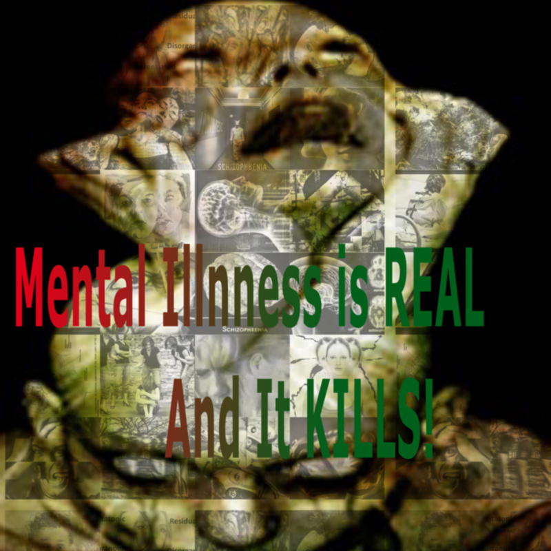 Psychosis does not mean mental illness...