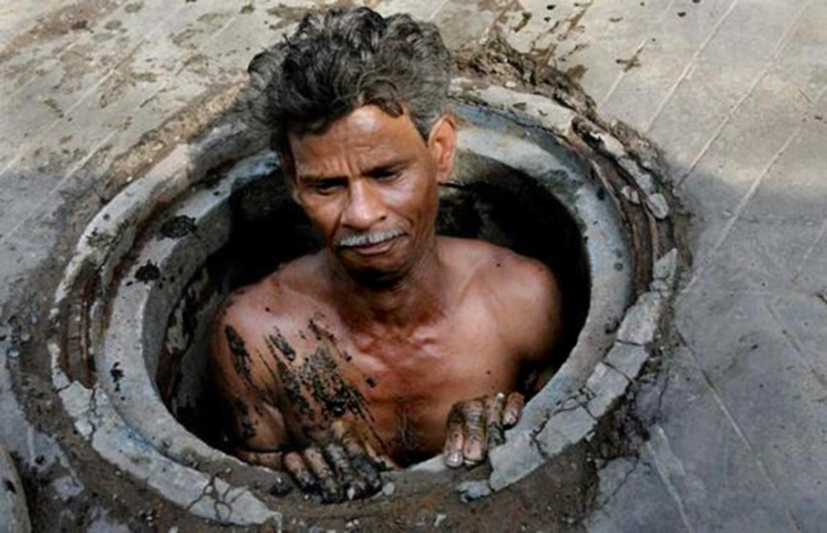 Structural Racism:  The Sewer Men OfMumbai