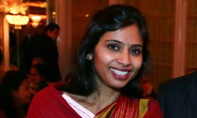 Devyani Khobragade, India's deputy consul general in New York.—Photo by AP