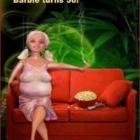 Barbie Gets Old and Fat at 50!Barbie Gets Old and…