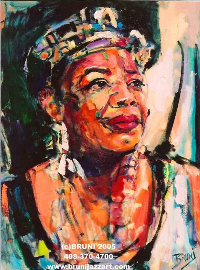 Maya Angelou - Our Grandmothers | I Am Human