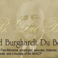 W E B DuBois:  The Color-line Problem