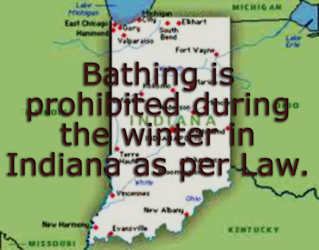 Stupid laws in indiana