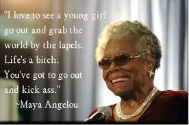 Maya Angelou: I'veLearned