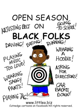 open season on Black children