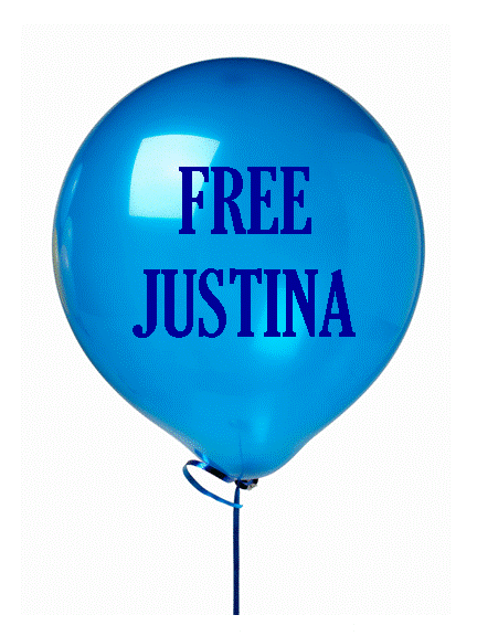 #FreeJustina #OpJustina #Anonymous