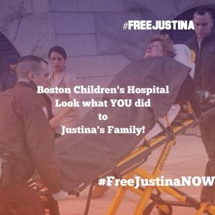 Boston Children's Hospital - Look what you did to this The Pelletiers
