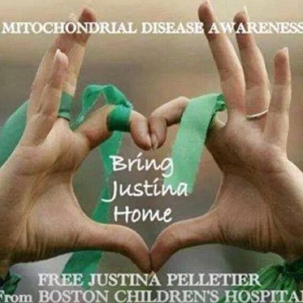Bring Justina Home