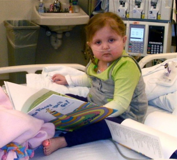 Jessica Hilliard's daughter, Eithene, was diagnosed with mitochondrial disease. The Hilliards' experience at Boston Children's Hospital was mixed. While Jessica Hilliard said their physicians allowed them more time with their daughter before she died, the parents were met with pushback from a several departments and from the hospital's child protection team. (Image source: Family/Facebook)