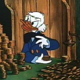 greedy-duck