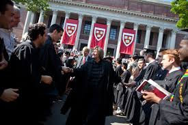 Is Harvard setting the right example?  Will tomorrow's leader have similar values?
