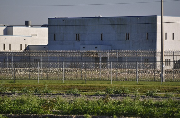 Former employees of Dade Correctional Institution in Homestead say mentally ill are being abused and mistreated. (Photo by Lonny Paul)
