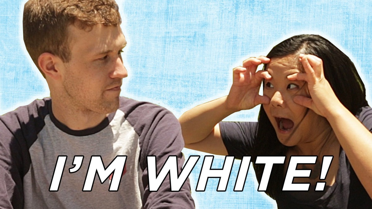 Two If Asians Said The Stuff White People Say