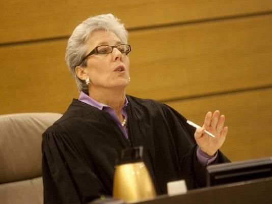 Superior Court Judge Jan Jurden's