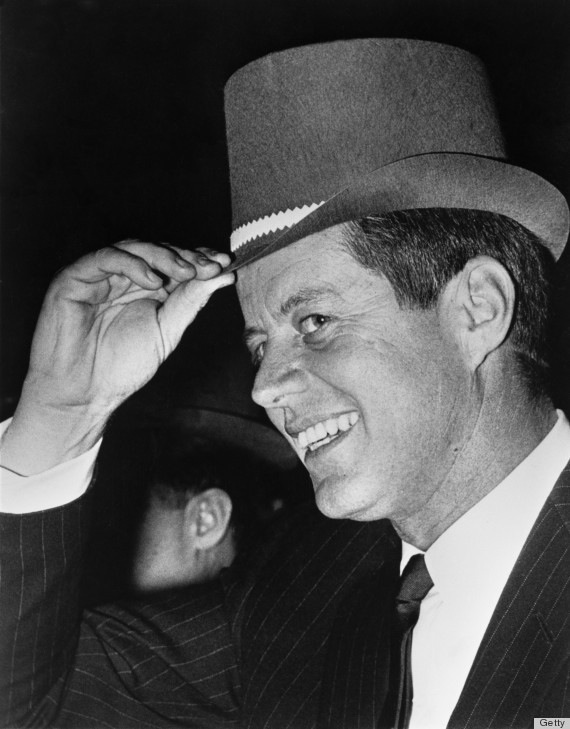 Conformity is the jailer of freedom…JFK