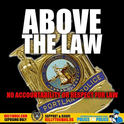 Above The Law :  Compare and Contrast Police Behavior