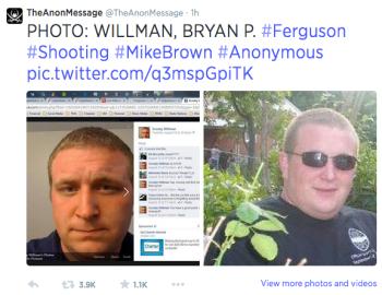 ?Officer Bryan Willman