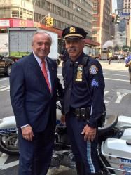 Fire Commissioner Bratton