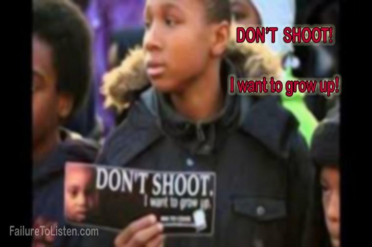 don't-shoot.redonside