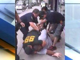 Eric Garner was murdered by Officer Daniel Pan