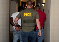 FBI home page
