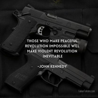 kennedy revolution inevitable231