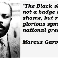 Marcus Garvey:   Quotes  For The Race
