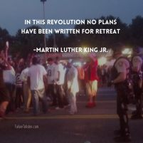 MLK no retreat