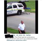 Police chief lied about ambulance
