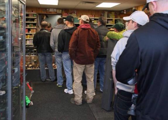 The people buying guns in Ferguson
