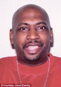Wayne A Jones unarmed man shot 23 times by police officers