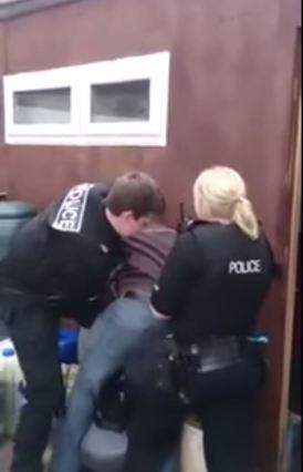 Wycombe arrest 2