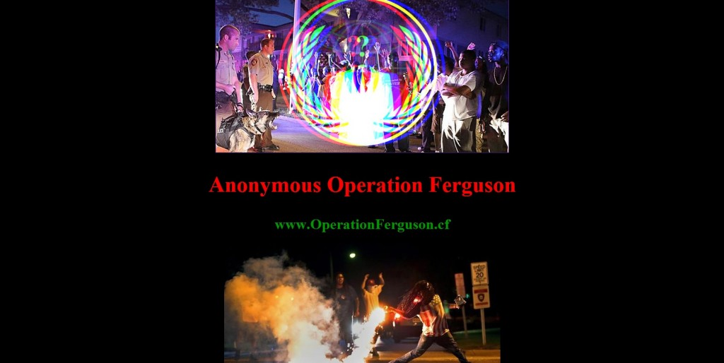 #OpFerguson:  DDos Attack on Local PD Web Site  | ContactInformation