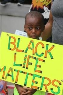 Black life does matter