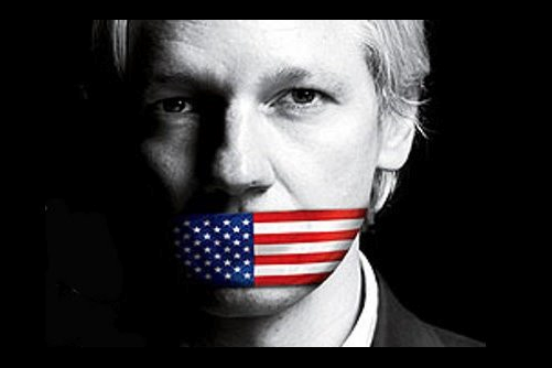 USA Persecutes Julian Assange  | No Arrests For #KillerCops