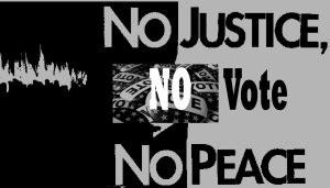 no-justice-no-peace.no-vote
