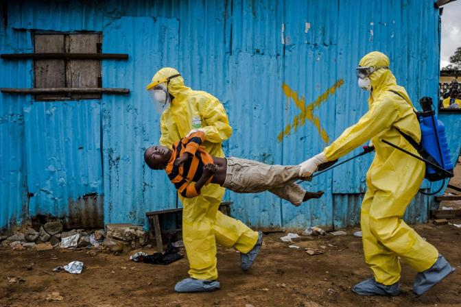 Ebola Update and Overview