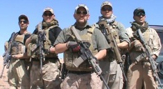 Mercenaries hired for to kill Ferguson Protestors Courtesy: President Obama and Gov Jay Nixon