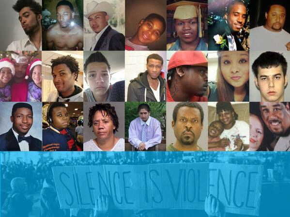 Victims of Police Violence