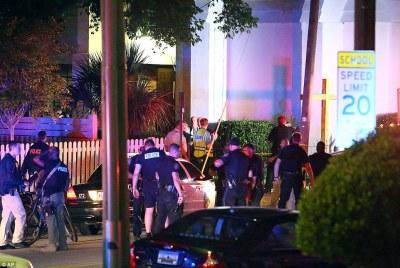 Charlestown, SC terror attack