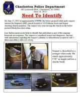 Charlestown Shooter Suspect