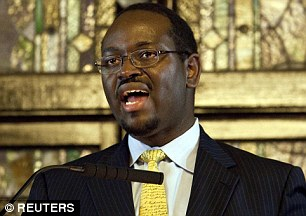 Clementa Pinckney, 41 Mother Emanuel's Church pastor and SC state senator