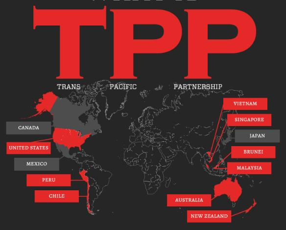 Open Letter:  To Congress Vote  NO TPP