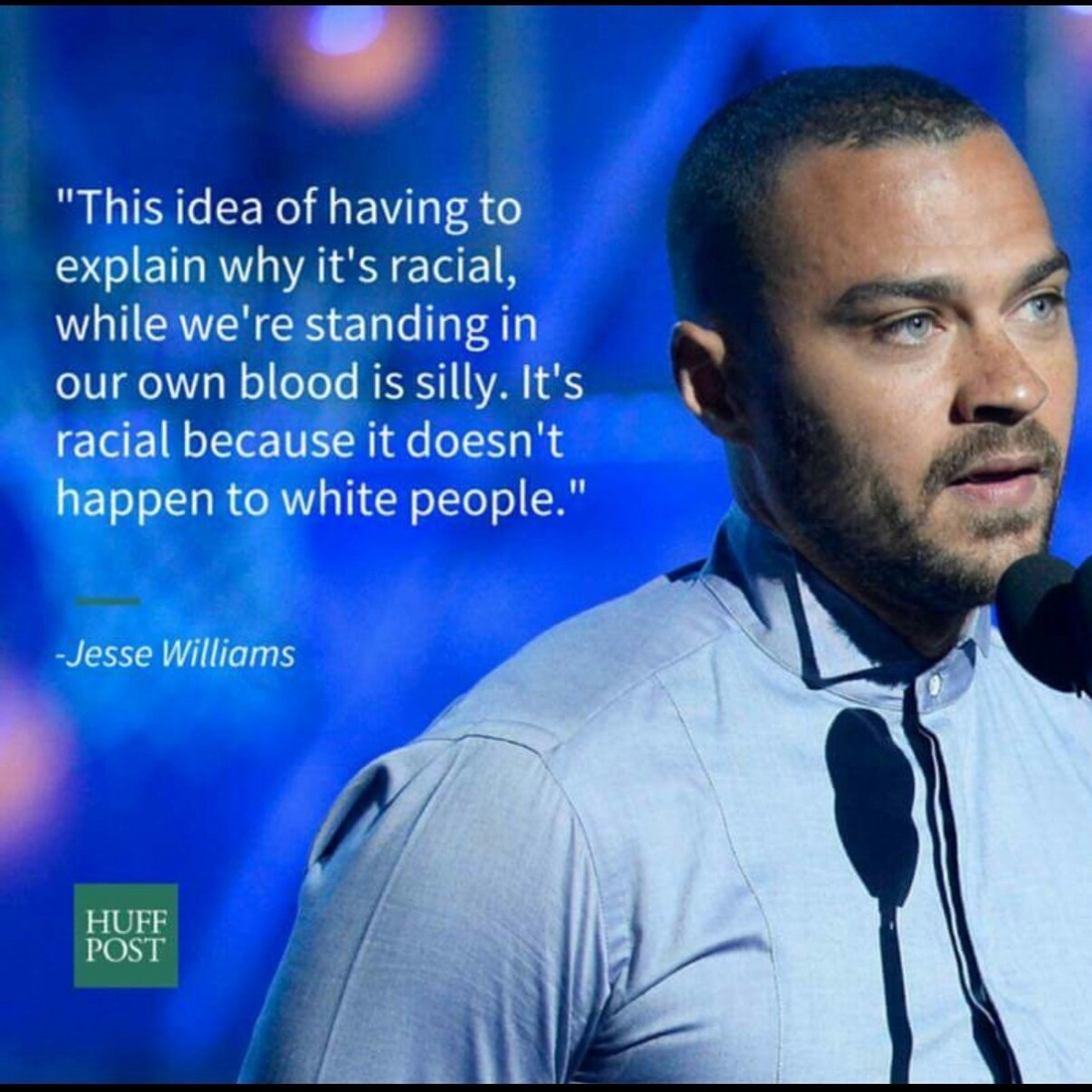 Jesse Williams BET Humanitarian Award Speech